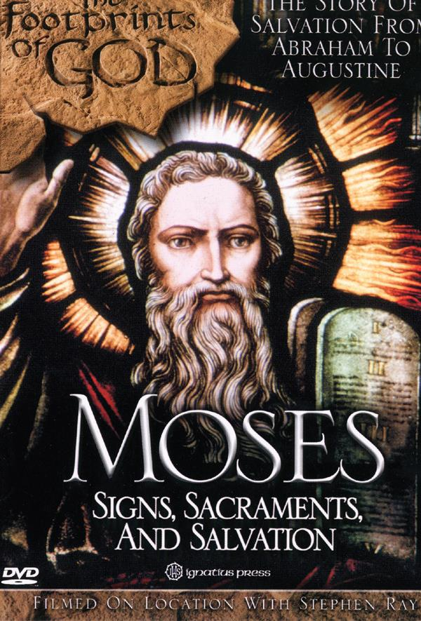 Footprints of God: Moses can be viewed here http://www.ignatius.com/Products/FOGMO-M/footprints-of-god-moses.aspx