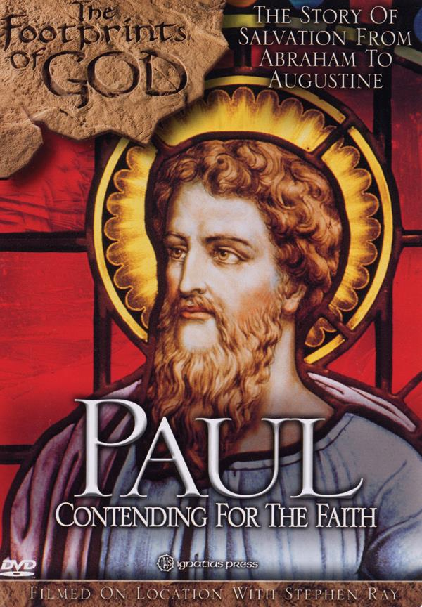Footprints of God: Paul can be viewed here http://www.ignatius.com/Products/FOGPA-M/footprints-of-god-paul.aspx