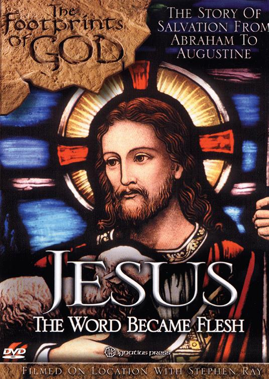 Footprints of God: Jesus can be viewed here http://www.ignatius.com/Products/FOGJ-M/footprints-of-god-jesus.aspx