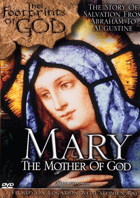 Footprints of God: Mary can be viewed here http://www.ignatius.com/Products/FOGMA-M/footprints-of-god-mary.aspx