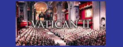 Image of the Second Vatican Council