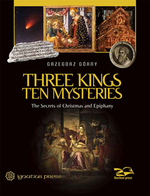 Book cover image of Three Kings, Ten Mysteries