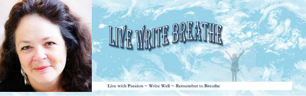 Live Write Breathe Banner