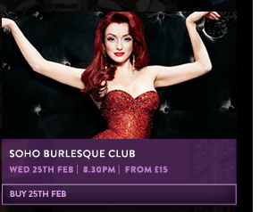 Soho Burlesque Club