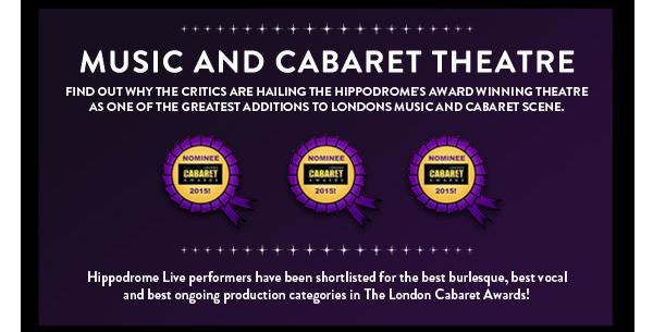 Music & Cabaret Theatre