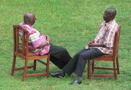 Bishop Zac Niringiye andOfwono-Opondocrossing boundaries