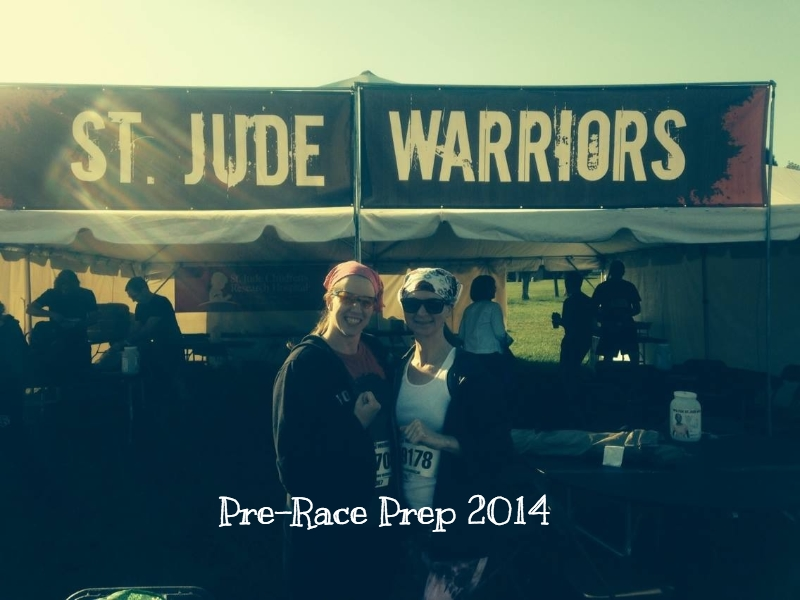 Before the race this year!