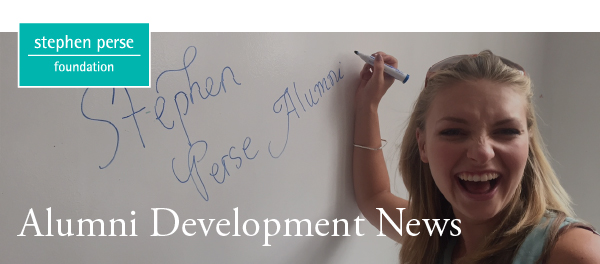 Alumni Development News
