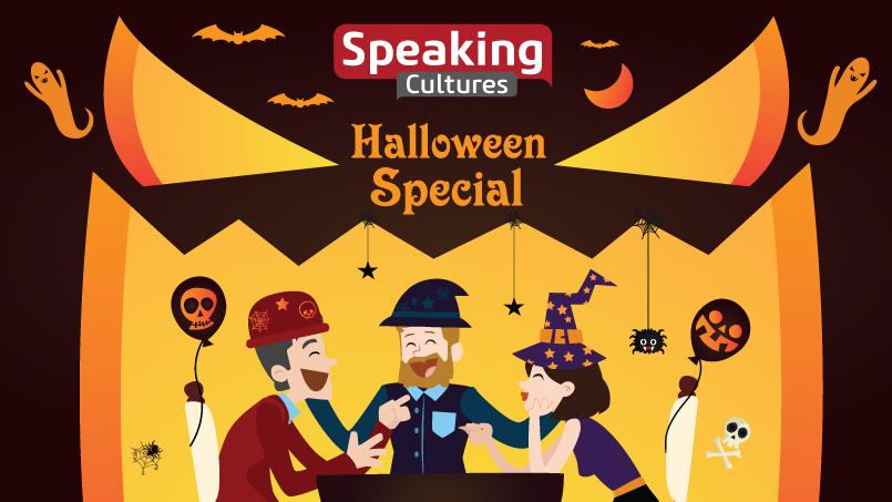 Speaking Cultures: Halloween Special