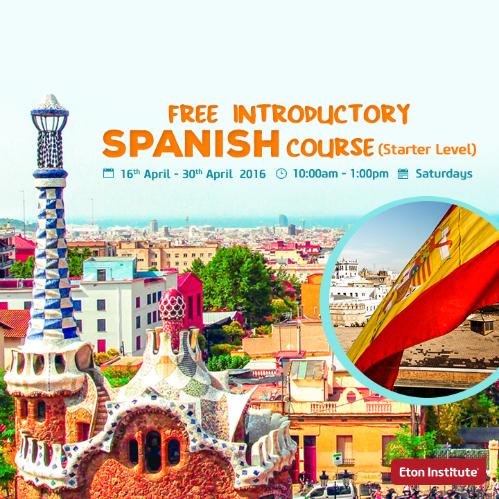 Free Introductory Spanish Course