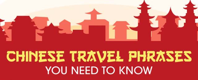The Perfect Travel Pack to China: Common Language Phrases