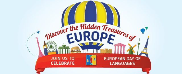 Enjoy Massive Discounts at the European Day of Languages!