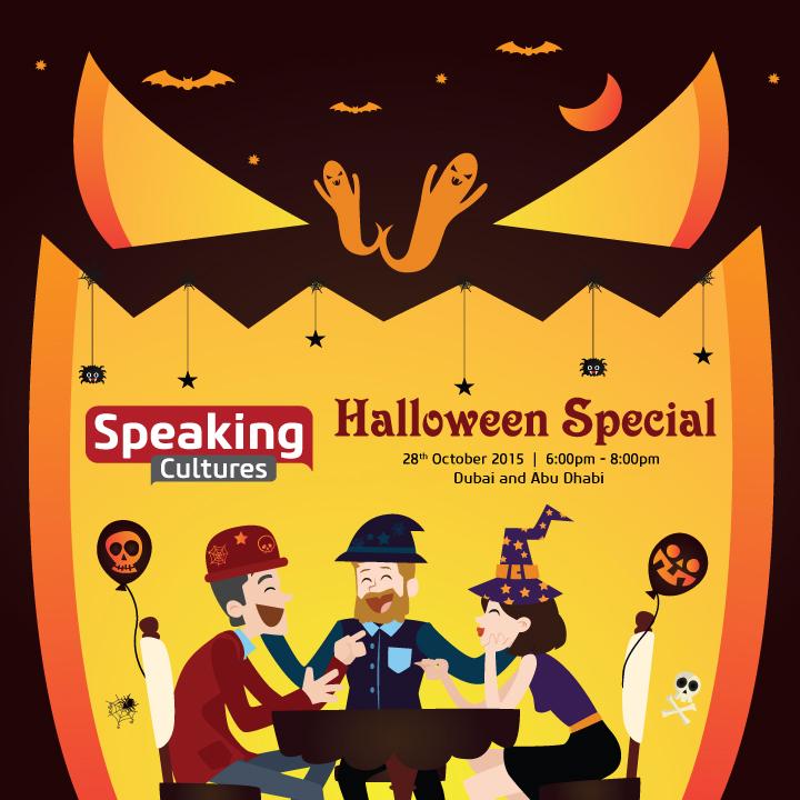 Speaking Cultures Halloween Special