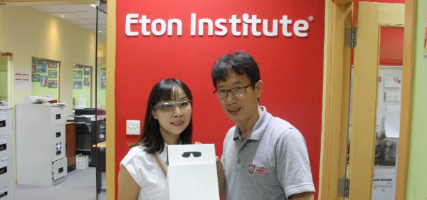 Google Glass Winner