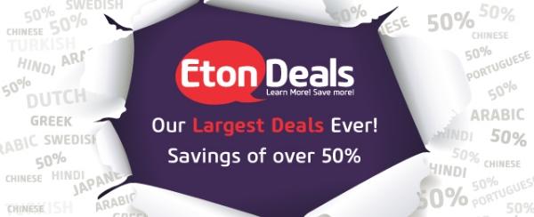Eton Deals