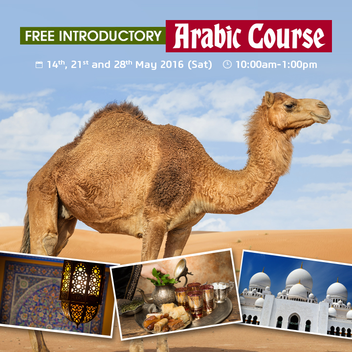 Free Introductory Arabic Course