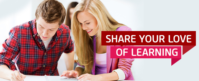 Share Your Love of Learning and Get 15% Discount on Our Courses