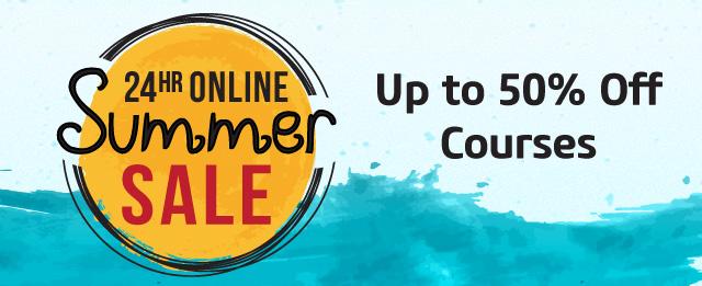 Online Summer Sale