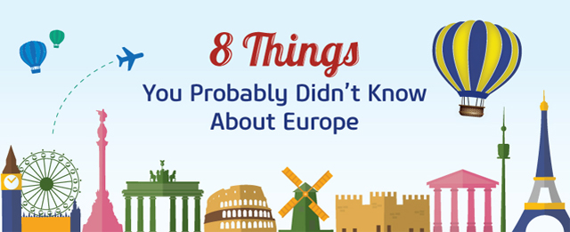 Discover 8 Hidden Treasures of Europe