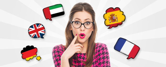 Win a Language Course of Your Choice