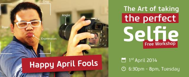 April Fools Day Prank