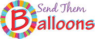 Send Them Balloons Logo Image