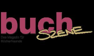 Logo buchSZENE Magazin