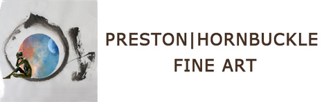 logo + PRESTON/HORNBUCKLE FINE ART