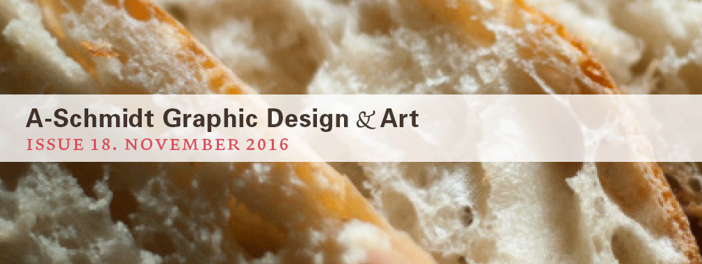 A-Schmidt Graphic Design & Art (Issue 18, November 2016)