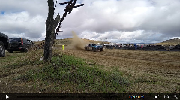 FiberwerX Racing Trophy Truck Video