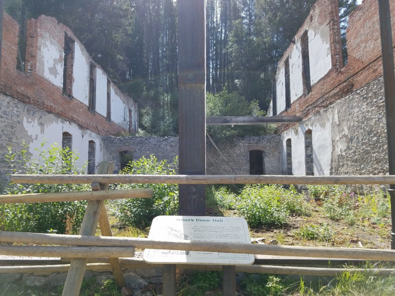 Granite Ghost Town with MTAS