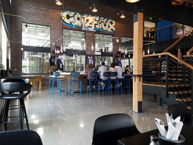The new Conflux Brewing Company in Missoula, MT