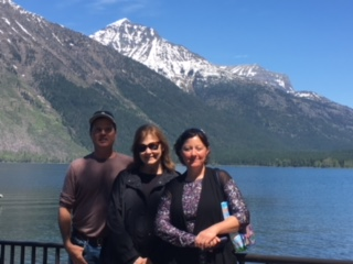 traveling solo to Glacier National Park with Montana Adventure Shuttle