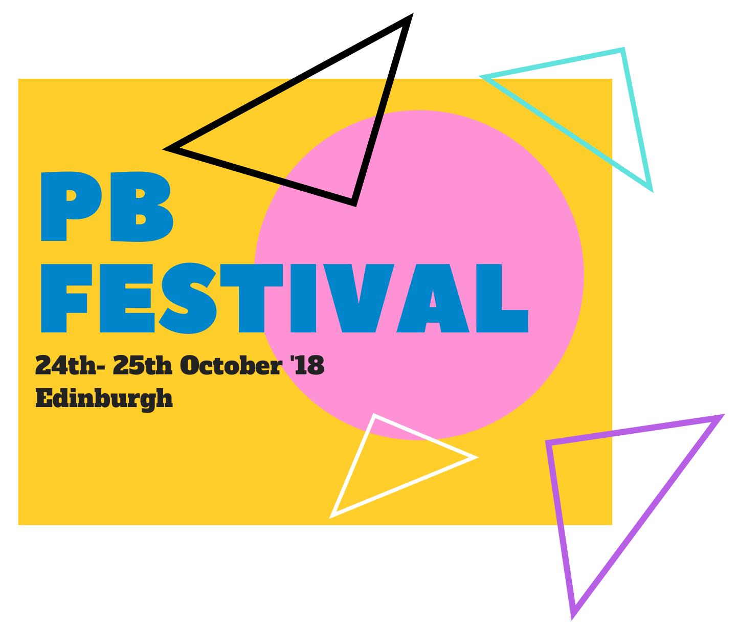 PB Festival Scotland logo