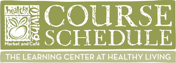 Healthy Living Learning Center Class Schedule
