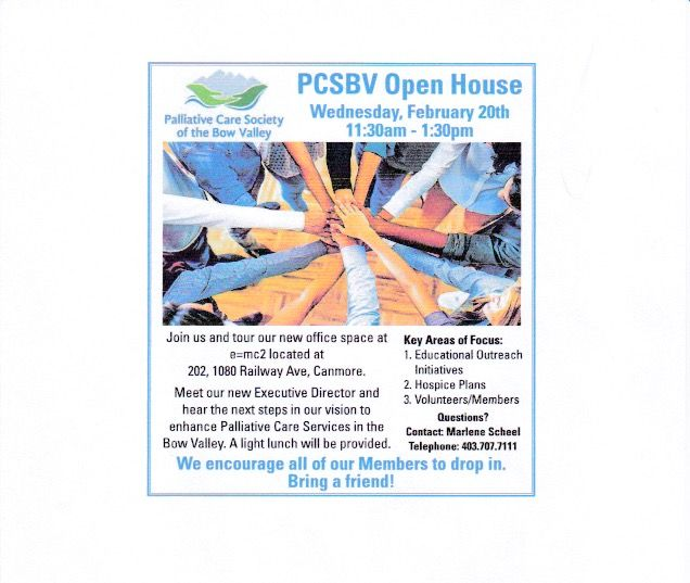 PCSBV Open House