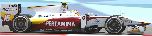 ►►► Rio Haryanto - Racing Career ◄◄◄