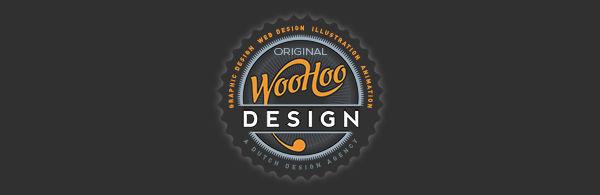 Logo Woohoo Design
