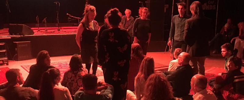 Genetic Choir @ Mystic Festival Rotterdam 2019