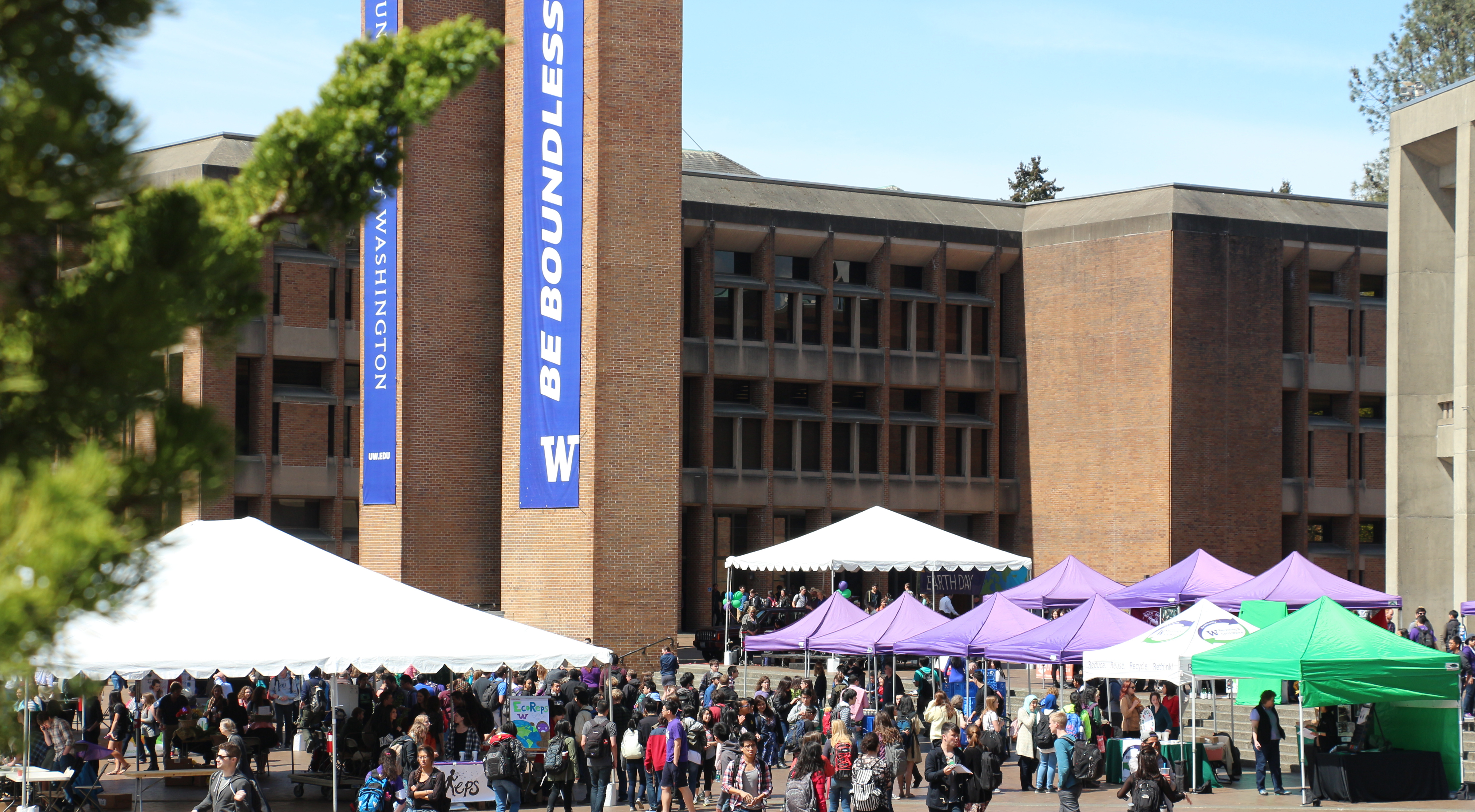 Earth Day at UW