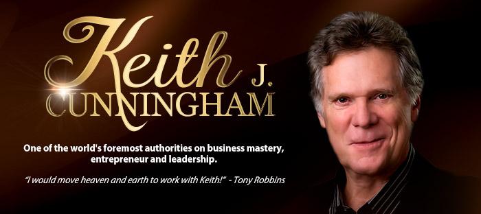 Keith J. Cunningham @ First Tuesday Bergen