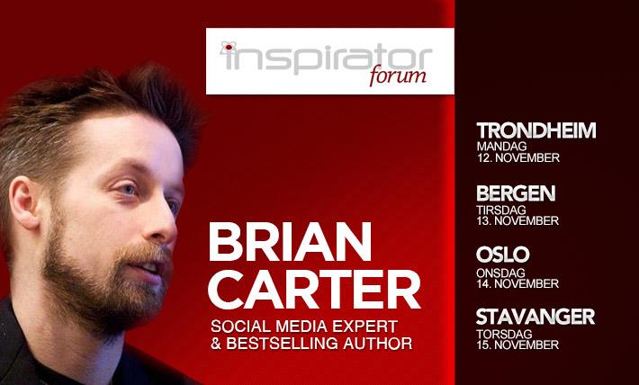 Brian Carter @ First Tuesday Bergen