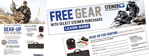 Awesome News and Sale Opportunities from Steiner 66e0b91a-9406-4355-bced-9e8c97a5e859