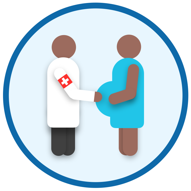 Maternal Health Icon