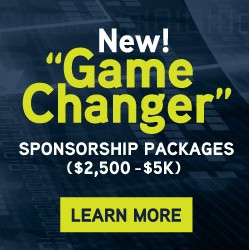 Learn More: Game Changer Sponsorship Opportunity