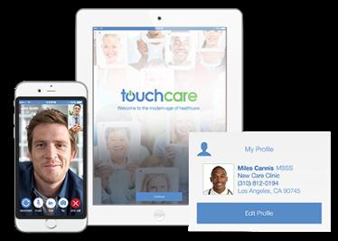 TouchCare telemedicine platform