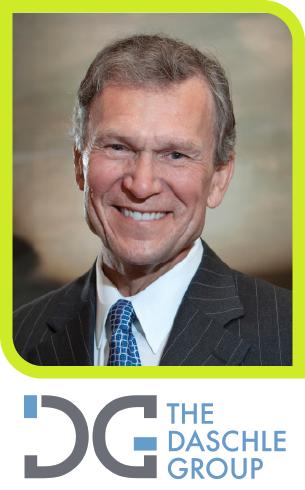 Senator Tom Daschle, d.health Summit Advisory Board Member