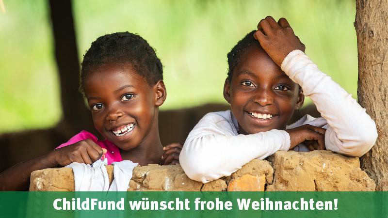 ChildFund wünscht frohe Weihnachten!