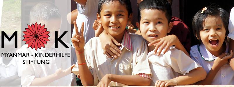 Myanmar Kinderhilfe Stiftung ist jetzt bei ChildFund!