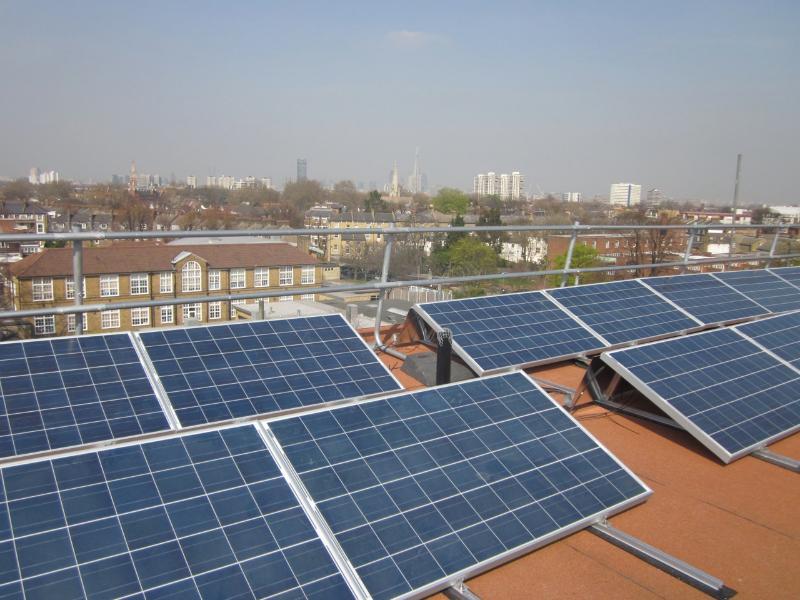 Brixton Energy Solar 1